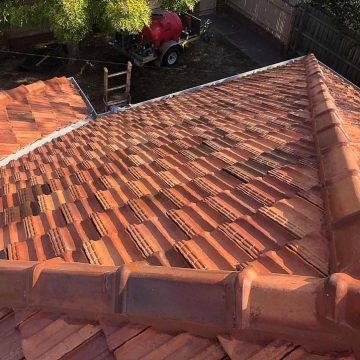 Fully Restored Roof