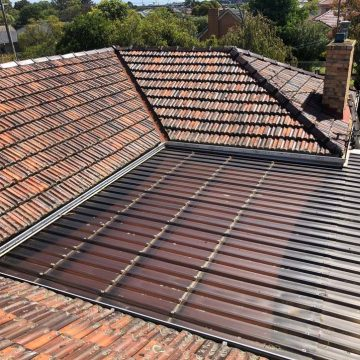 Tastefully Restored Roof Melbourne