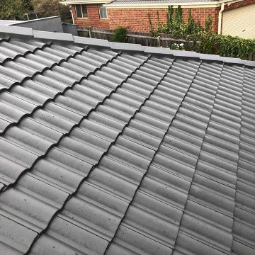 Perfectly Pointed Roof By TLG Roofing and Restoration
